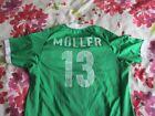Muller #13 Germany Away Shirt 2012-13 large boys *read description*
