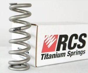 Titanium Rear Shock Springs RCS 400Lbs x 3.00 Downhill Dh