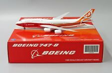 JC Wings 1:400 Boeing Aircraft Company B747-8 Intercontinental 'Sunrise' N6067E