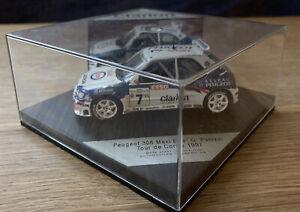 Clarion Car Audio Peugeot 306 Maxi Evo.  G.Panizzi. 1997