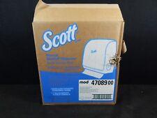 Scott MOD* Slimroll* Towel Dispenser BLACK 47089 NEW-OPEN BOX