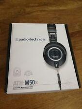 Audio-Technica ATH-M50X Headband Headphones - Black