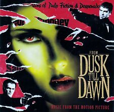 FROM DUSK TILL DAWN - MUSIC FROM THE MOTION PICTURE / CD