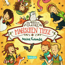 Die Schule der magischen Tiere: Meine Freunde, Freundebuch, Poesiealbum, NEU