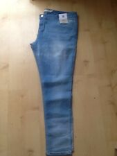 New With Tags Ladies Size 18 Stonewash Skinny Jeans Trendy Item Winter Free Post