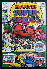 MARVEL SUPER-HEROES #23 (1967 1st SERIES) *JACK KIRBY & STAN LEE* VF/VF+