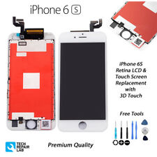 NEW iPhone 6S Replacement Retina LCD & Digitiser with 3D Touch Screen - WHITE