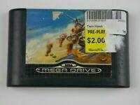 Twin Hawk Cartridge | Sega Mega Drive | PAL | Tested and Working | Free Post