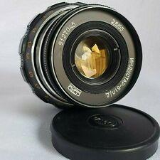 Lens INDUSTAR-61 L/D 2.8/55 mm mount M39 Leica Zorki FED USSR