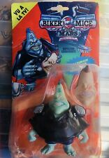 RARE MOC SEALED NAPOLEON BRIE BIKER MICE FROM MARS ACTION FIGURE VINTAGE