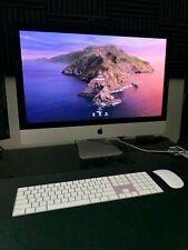 Apple iMac 27-inch Retina 5K - 4.2ghz i7 Intel Quad-Core