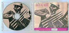 Faith No More - A Small Victory - Scarce Mint 1992 Ltd Edition Cd Single