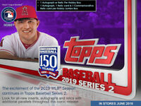 2019 Topps Series 2 Baseball Complete Your Set Pick 25 Cards From List