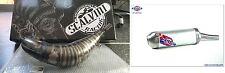 SCALVINI MARMITTA SCARICO ESPANSIONE COMPLETO KTM SX 125/144 2005-2006 ALU/INOX