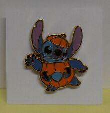 Disney Pin Japan Seven-Eleven Halloween Jack-o-lantern Stitch New LE