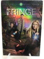 New Sealed Fringe: The Complete Second Season (DVD, 2010, 6-Disc Set)
