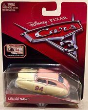 Disney Cars 3 Louise Nash Pixar Mattel