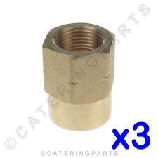 3 x adaptador de conversión Propano Butano a Pol si botella de gas LH 21.8mm Accesorios