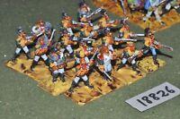 flintloque fantasy elven Dismounted Ferach dragoons infantry 16 {16} (18826)