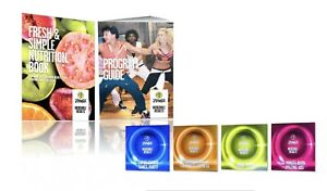 Zumba incredible Results Set Books And DVDs.  All New And Fast Shipping D0D00388