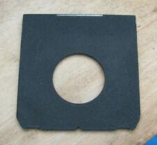 Wista & Linhof fit Lens board for compur copal 1 41.7mm offset low hole toyo