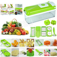 Fruit Vegetable Multi Nicer Dicer Slicer Peeler Cutter Chopper Container Kitchen