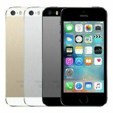 Apple iPhone 5S 16GB Grey Silver Gold Unlocked Smartphone Free Post