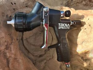 Tekna 703517 ProLite ® Premium Spray Gun 1.3 1.4 1.5 TE20 HV30 +  Digital Gauge