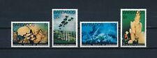 Barbados  455-8 MNH,  Nature & Beauty, 1977