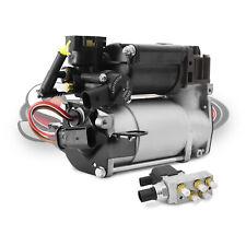 2006 Mercedes Cls500 Airmatic Suspension Air Compressor Pump Amp Valve Block