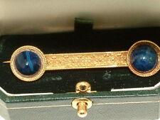 18 Carat Agate Brooch/Pin Victorian Fine Jewellery
