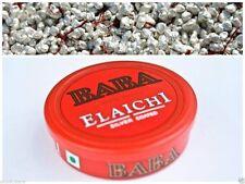 1x10g Baba Elaichi Silver Coated Saffron Flavored Cardamom Seeds Mouth Freshner