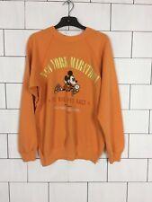 Vintage Retro Audaz Disney Mickey Mouse urbano Crew Sudadera impresión suéter #43