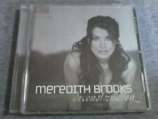 MEREDITH BROOKS - Deconstruction CD Pop Rock USA