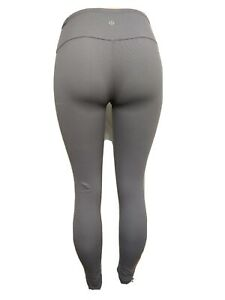 "LULULEMON Women Size 6 Athletic Inseam 29""L Yoga Leggings  Mid Rise  (#p1"