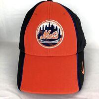 New York Mets Baseball Cap Hat Lid Genuine Official MLB NYM Nike Team OSFA