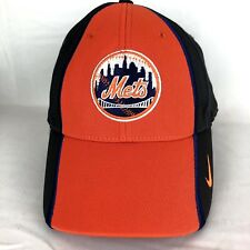 93e3856d05fb4 New York Mets Baseball Cap Hat Lid Genuine Official MLB NYM Nike Team OSFA