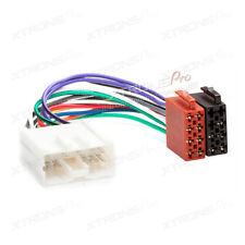 buy xtrons harness iso adapter vehicle terminals wiring ebay rh ebay co uk