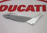 Ducati rh right hand frame seat cover Multistrada 1200 48211641AW White