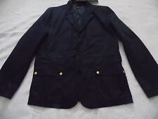 "PAUL SMITH MENS NAVY CASUAL JACKET SIZE L 100%AUTHENTIC (PIT TO PIT 22"") BNWT"