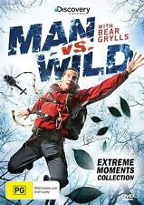 Man Vs Wild - Extreme Moments (DVD, 2011) Region 4
