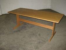 Tisch - Wangentisch - Wange - Platte 200x80cm