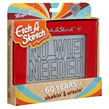 NEW Etch-A-Sketch Classic 60yrs of Shakin & Erasin | The Original Etch A Sketch