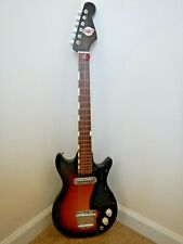 1962 Teisco Del Rey Electric Guitar - E-100-EXCEPTIONAL CONDITION-MUST SEE- LQQK