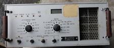 vintage Military Grade Harris RF HF SSB Ham Radio Transceiver Receiver Old parts