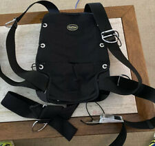 Oxycheq Scuba Backplate And Harness