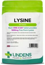 Lysine one-a-day 1000mg - fights cold sores (50 tablets) [1028]