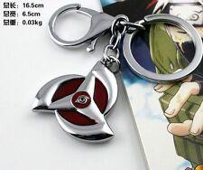 Hot Naruto Uchiha Sasuke's Shippuden Hatake Kakashi keychain keyring pendant
