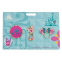 Disney Store Minnie Mouse The Main Attraction Pin Set 4 of 12 It's a Small World
