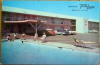 Kingman, AZ 1960s Chrome Postcard: Route 66 Kingman TraveLodge - Arizona